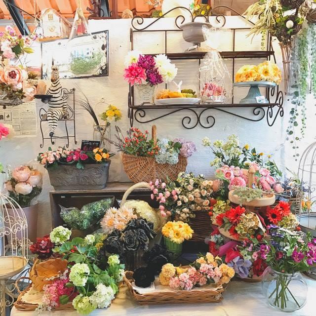 花と雑貨のお店 KAGURAさんで母の日ギフト!